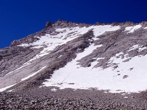 Mt Tyndall's North Rib...