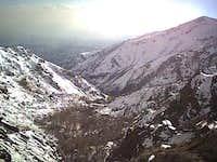 passghaleh valley and tehran...