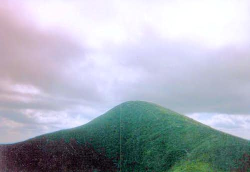 The Summit Pyramid from the...