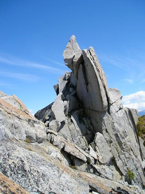 Mountaineer's Route Eagle...