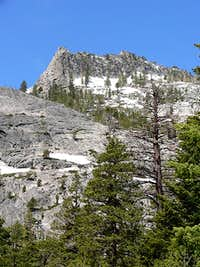 Eagle Lake Buttress from...