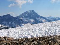 Arrow Peak from Taboose Pass
