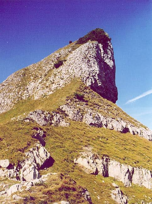 Torkopf (1930m) during the...