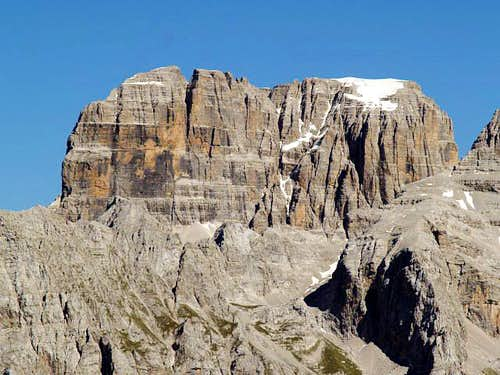 Crozzon di Brenta from...