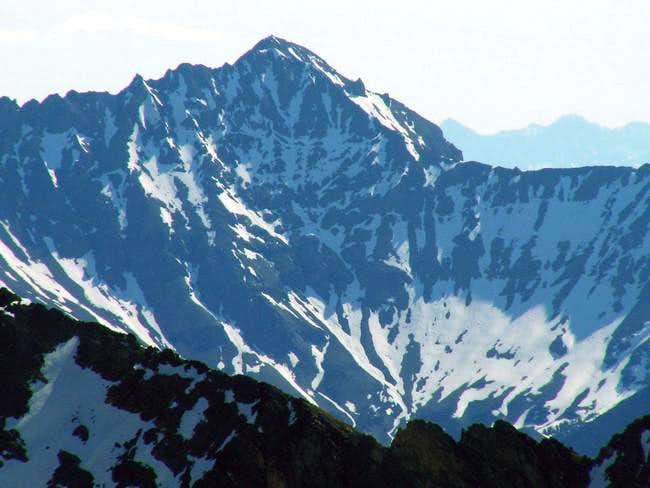 Kent Peak from the summit of...