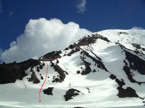 The North Ridge of Adams,...