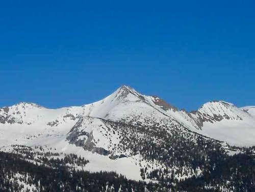 Gray Peak from Mt. Starr...