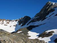 The beautiful Dana glacier...