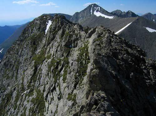 Music's summit ridge
