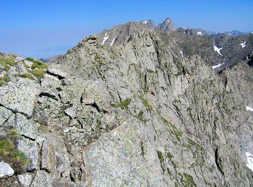 Music\'s summit ridge
