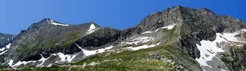 Tijeras Peak & Music Mtn.