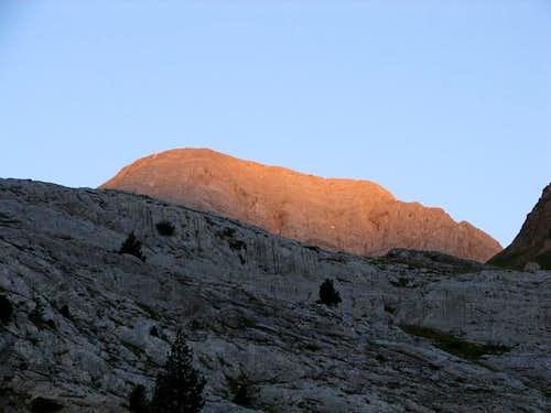 Dawn in Cotiella
