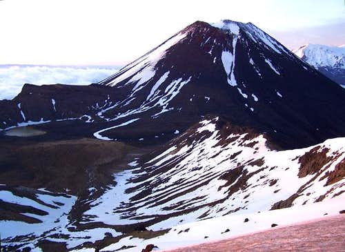 Ngauruhoe and Cirque