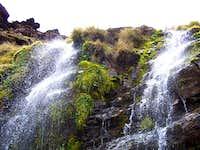 Soda Springs Waterfall -...