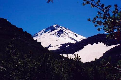 Ascending Shasta from...