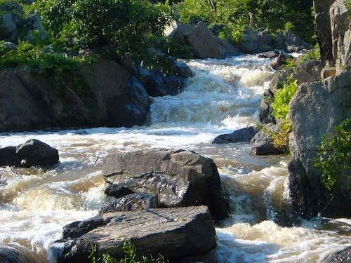 Waterfalls: They always run...