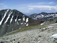 09 July 2005. Mount Lindsey...