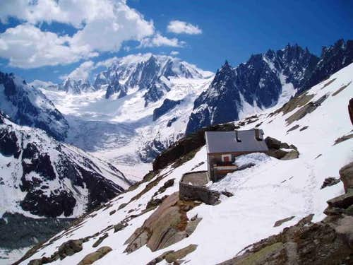 The couvercle hut. A good...