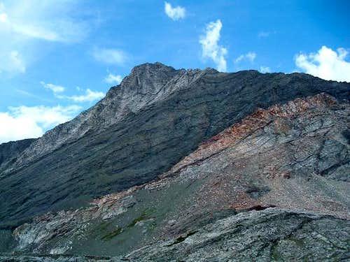 Cobb Peak from Big Basin