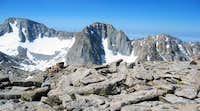 Mount Mendel from Mount...