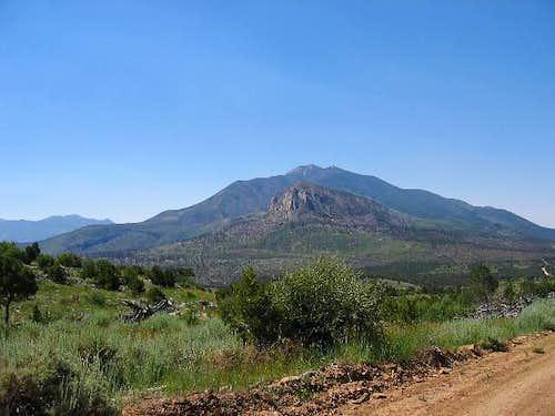 Mount Pennell (UT)