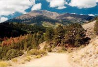 Mount Ouray (13,971 ft.)...