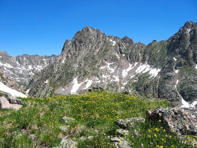 Booth Mountain : Climbing, Hiking & Mountaineering : SummitPost