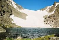 Andrews Glacier from Andrews...