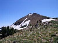 Mokelumne Peak from the...