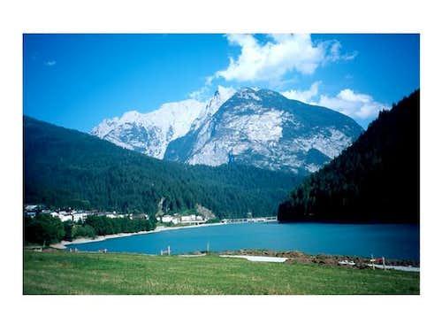 Lago Auronzo & Monte Tudaio...