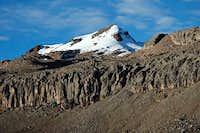 Nevado Mismi seen from the...