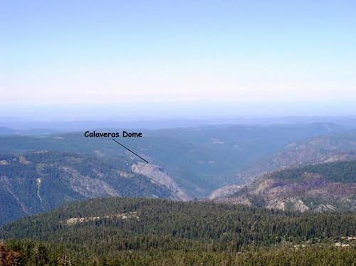 View west from Mokelumne...