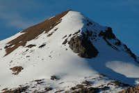The top of Nevado Mismi. You...