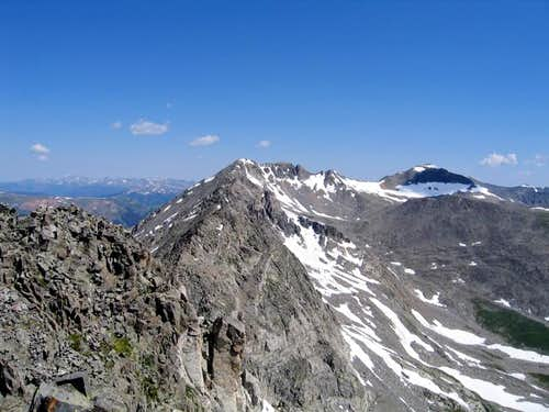 Drift Peak from the summit of...
