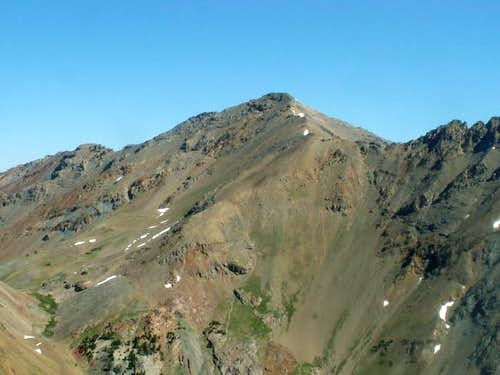 Ryan Peak from the summit of...