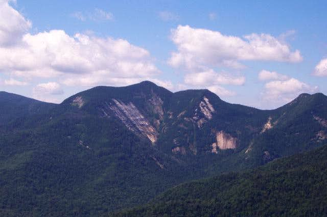 Basin Mountain as viewed from...