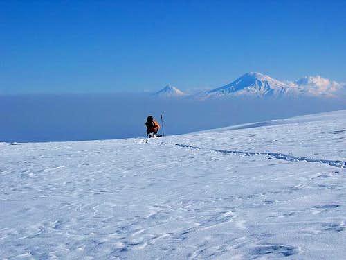 Ararat from Armenia