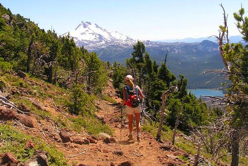 Olallie Butte Trail