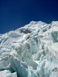 Summit of Chopicalqui...