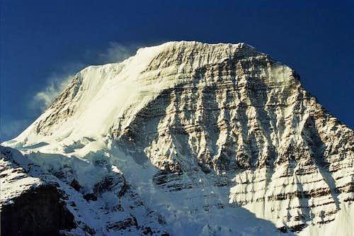 Emperor Face, Mt. Robson,...