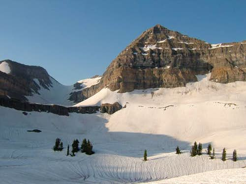 Timpanogos Basin from the...