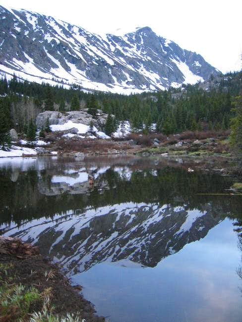 Reflections: Mt. Quadary,...