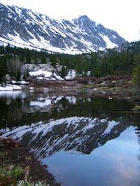 Reflections: Mt. Quadary,...