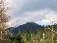 Cross Shining on Mt. Lyn...