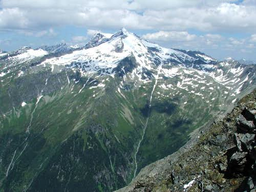View on Ankogel-group from...