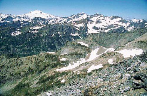 Glacier Peak , Fortress...