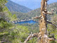 Dry Lake views reward the...