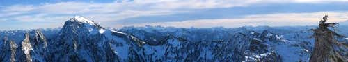 Mt. Index Pan...via Mt. Persis