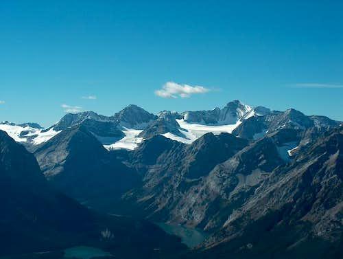 Mount Joffre (non-route side)...