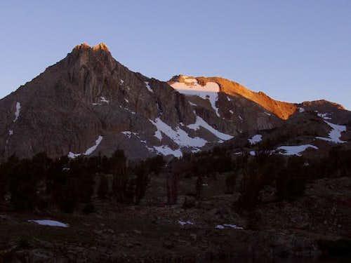 Mount Cedric Wright